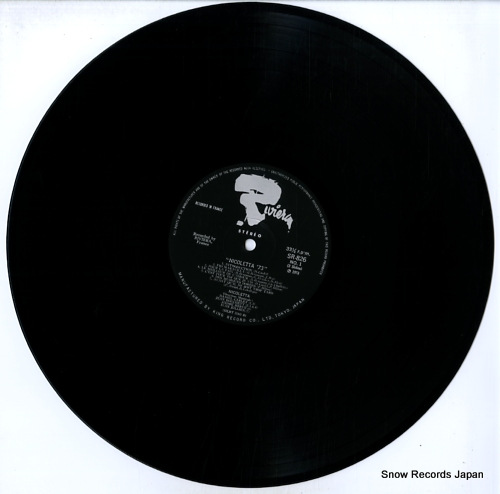 NICOLETTA nicoletta '73 SR826 - disc