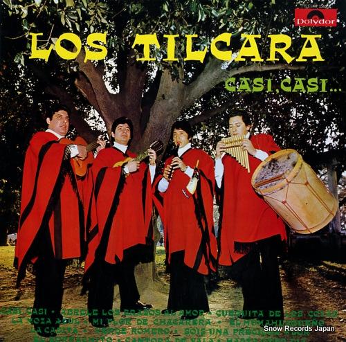 LOS TILCARA casi casi MP2565 - front cover
