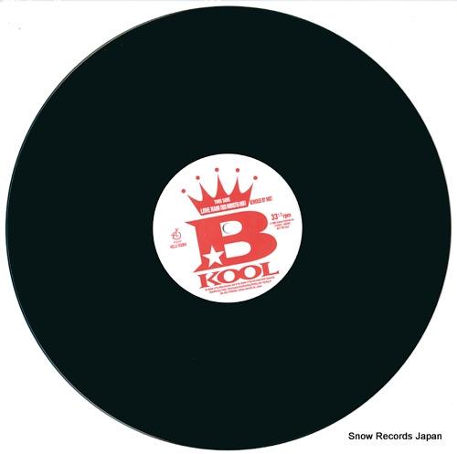 B KOOL love rain HDJJ93004 - disc