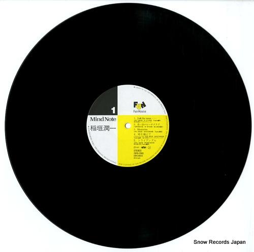 INAGAKI, JUNICHI mind note 28FB-2080 - disc