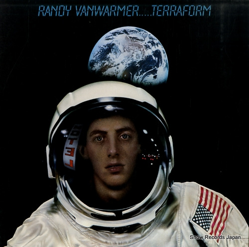 VANWARMER, RANDY terraform BRK6998 - front cover
