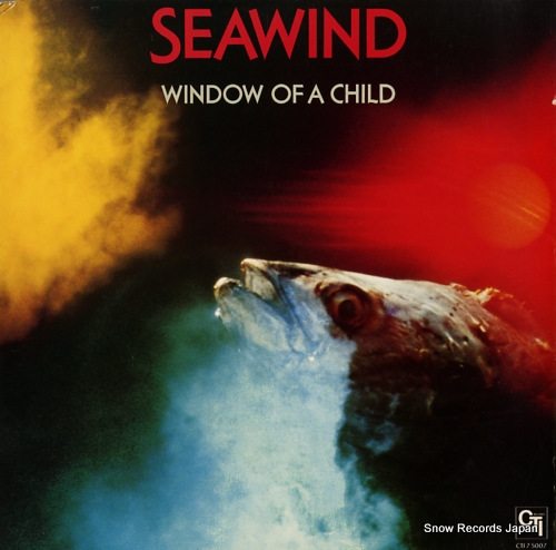 SEAWIND window of a child CTI75007 - front cover