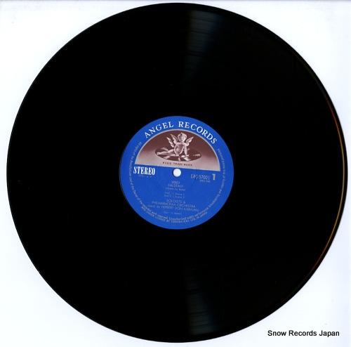 KARAJAN, HERBERT VON verdi; falstaff EAC-57001.2 - disc