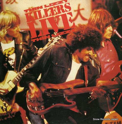 シン・リジィ killers live LIZZY812