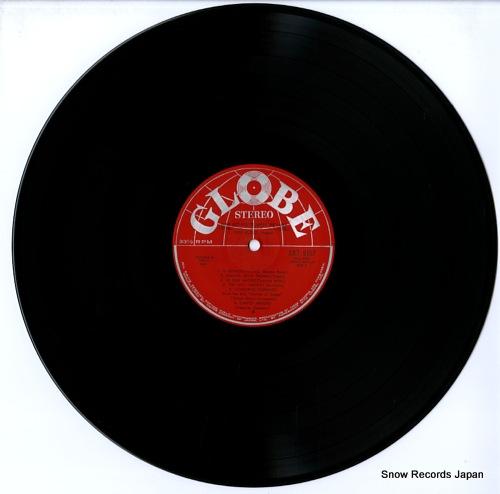 ROSSO, NINI trumpet de luxe SJET-9107-8 - disc
