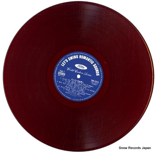 OKUDA, MUNEHIRO invitation to dance TWS-1013 - disc