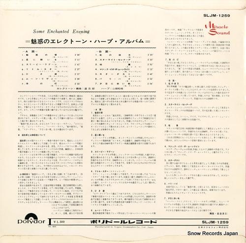 MICHI, SHIRO some enchanted evening SLJM-1259 - back cover