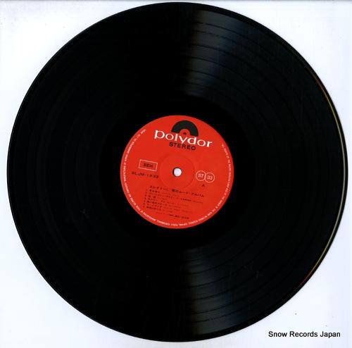 MICHI, SHIRO electone yoru no mood album SLJM-1233 - disc