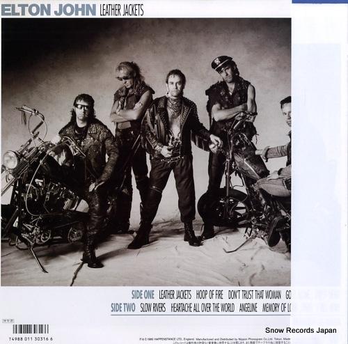 JOHN, ELTON leather jackets 28PP-1029 - back cover