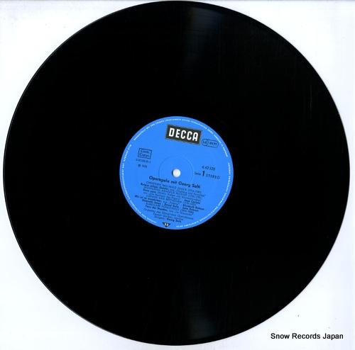 SOLTI, GEORG operngala mit georg solti 6.42320 - disc