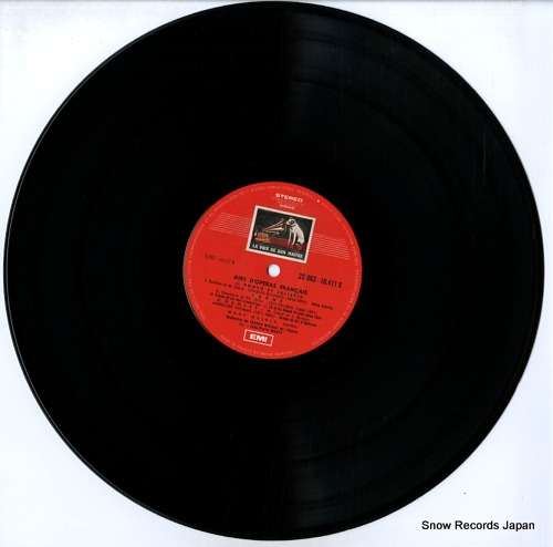 MESPLE, MADY volume 1 airs d'operas francais 2C063-10411 - disc