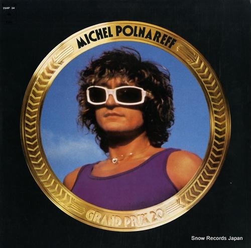 POLNAREFF, MICHEL michel polnareff 29AP34 - front cover