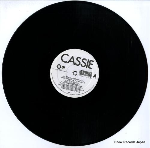 CASSIE me & u remixes 0-94411 - disc