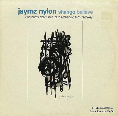 NYLON, JAYMZ shango / believe IC102 - front cover