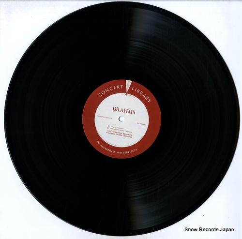 GOBERMAN, MAX brahms LRM506 - disc