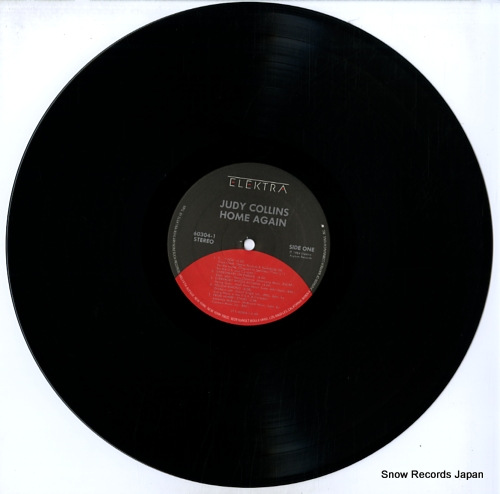 COLLINS, JUDY home again 60304-1 - disc