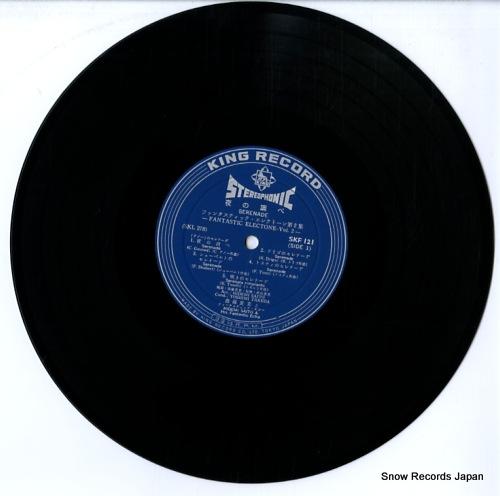 SAITO, HIDEMI melodies for tonight / fantastic electone, vol.2 SKF121 - disc