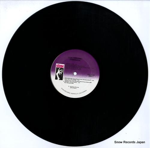 SOUL CHILDREN chronicle STX4120 - disc