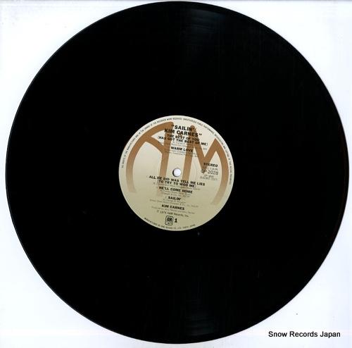 CARNES, KIM sailin' GP-2028 - disc