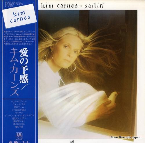 CARNES, KIM sailin' GP-2028 - front cover