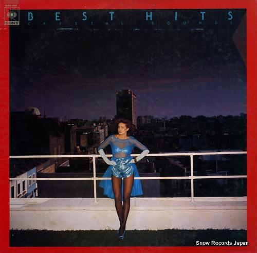 CRYSTAL SOUNDS - best hits - LP