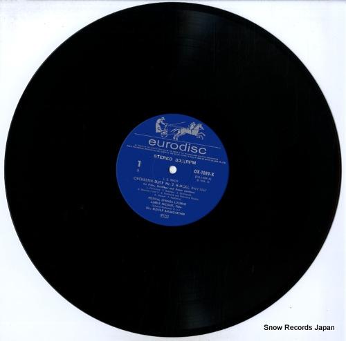 FESTIVAL STRINGS LUCERNE bach; orchestersuiten 2 & 3 OX-1089-K - disc