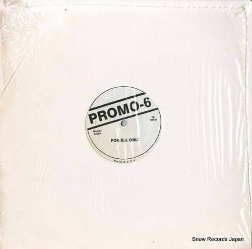 V/A promo-6 PR1666 - back cover