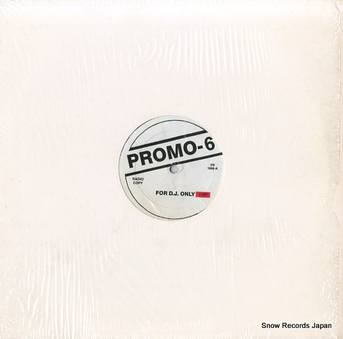 V/A promo-6 PR1666 - front cover