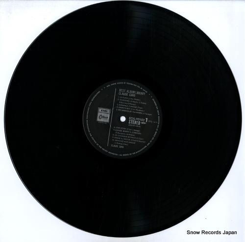 CIARI, CLAUDE claude ciari EOS-90102 - disc