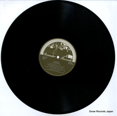 GREENE, RICHARD ramblin' PA-6348 - disc