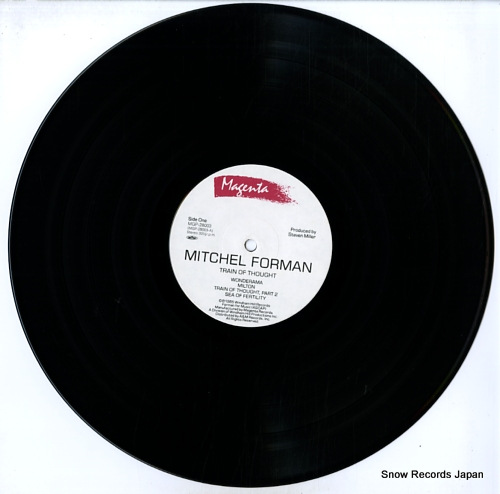 FORMAN, MITCHEL train of thought MGP-28003 - disc