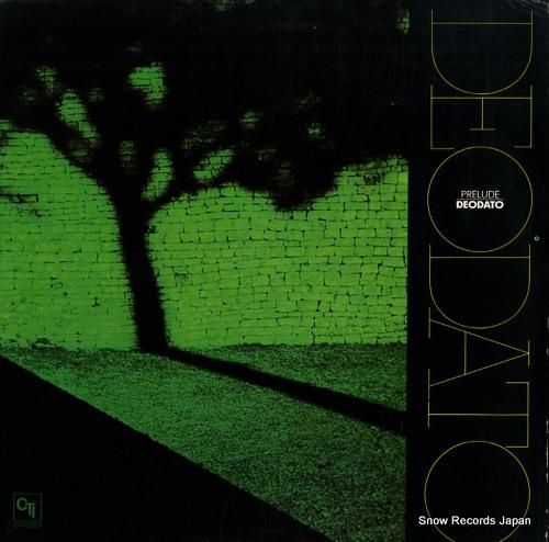 DEODATO prelude CTI6021 - front cover
