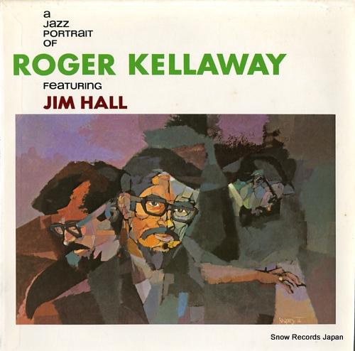 KELLAWAY, ROGER a jazz portrait of roger kellaway (2) - front cover