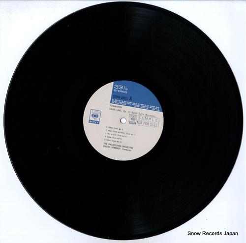 ORMANDY, EUGENE tchaikovsky; ballet swan lake (excerpts) SONW20021-22 - disc