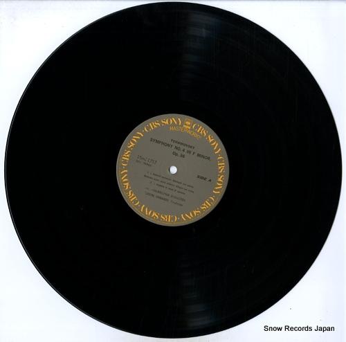 ORMANDY, EUGENE tchaikovsky; symphony no.4 in f minor / marche slave 15AC1717 - disc
