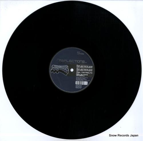 RUNAWAYS reflections UDR026 - disc