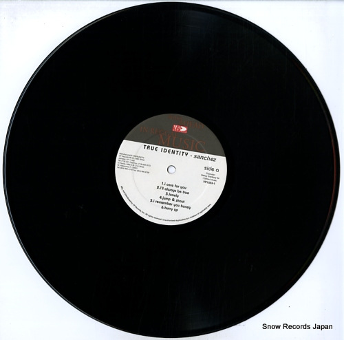 SANCHEZ true identity VPRL1553 - disc