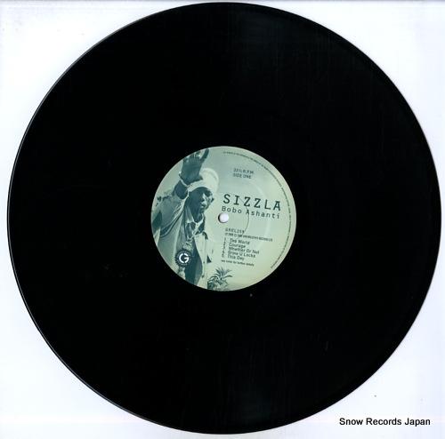 SIZZLA bobo ashanti GREL259 - disc