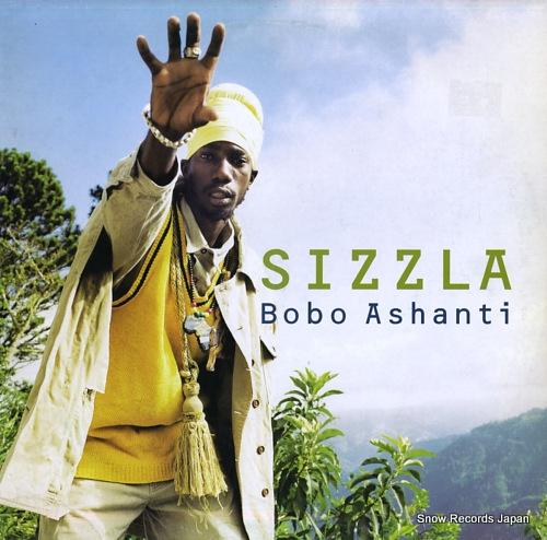 SIZZLA bobo ashanti GREL259 - front cover