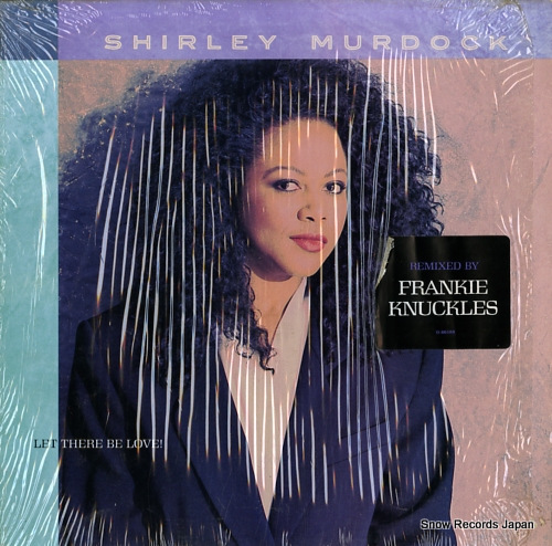 MURDOCK, SHIRLEY let there be love! 0-66488 - front cover