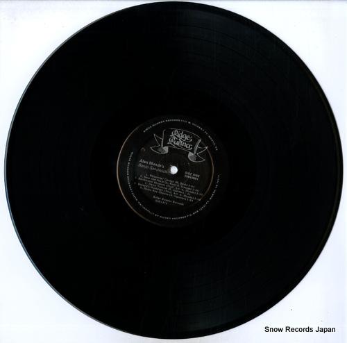 MUNDE, ALAN alan munde's banjo sandwich RRR0001 - disc