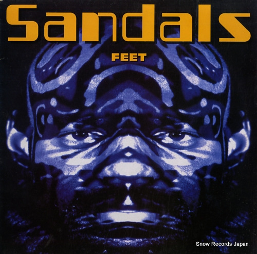 SANDALS feet OTOX2 - front cover
