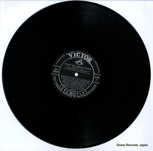 V/A the great movie themes of yesterday RA-5226 - disc