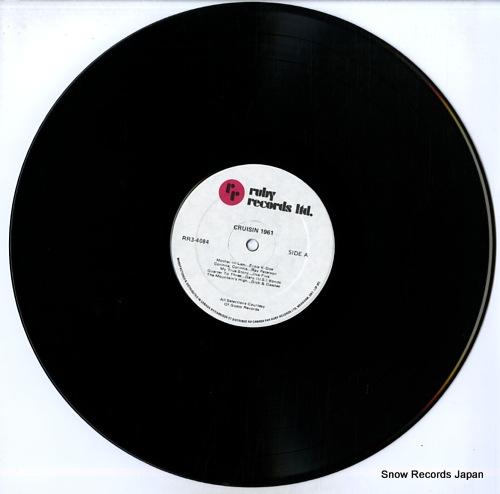 V/A cruisin' 1961 RR3-4084 - disc