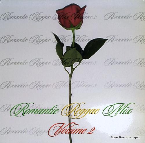 V/A romantic reggae mix volume 2 BWLP0018 - front cover