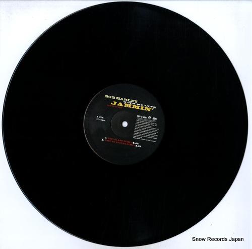 MARLEY, BOB, WITH MC LYTE jammin' remixes 12TGX9 / 5627041 - disc