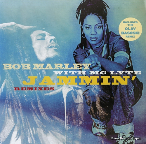 MARLEY, BOB, WITH MC LYTE jammin' remixes 12TGX9 / 5627041 - front cover