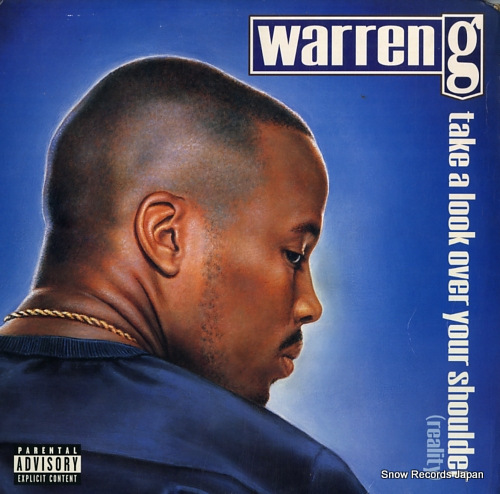 WARREN G take a look over your shoulder (reality) 314537234-1 - front cover