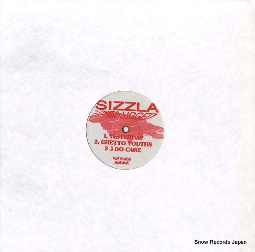 SIZZLA unplugged MB097 - front cover