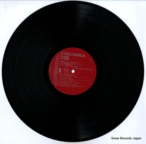 GOLDEN POPS ORCHESTRA enchanting piano mood SB-7025-26 - disc